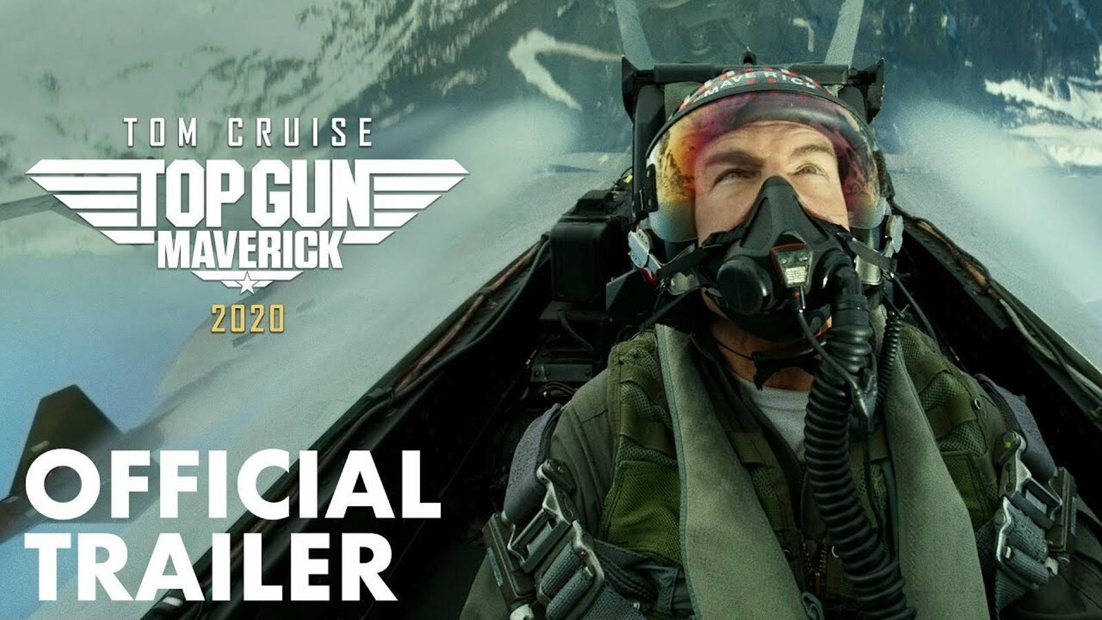 La seqüela de 'Top Gun' alça el vol amb el seu primer tràiler