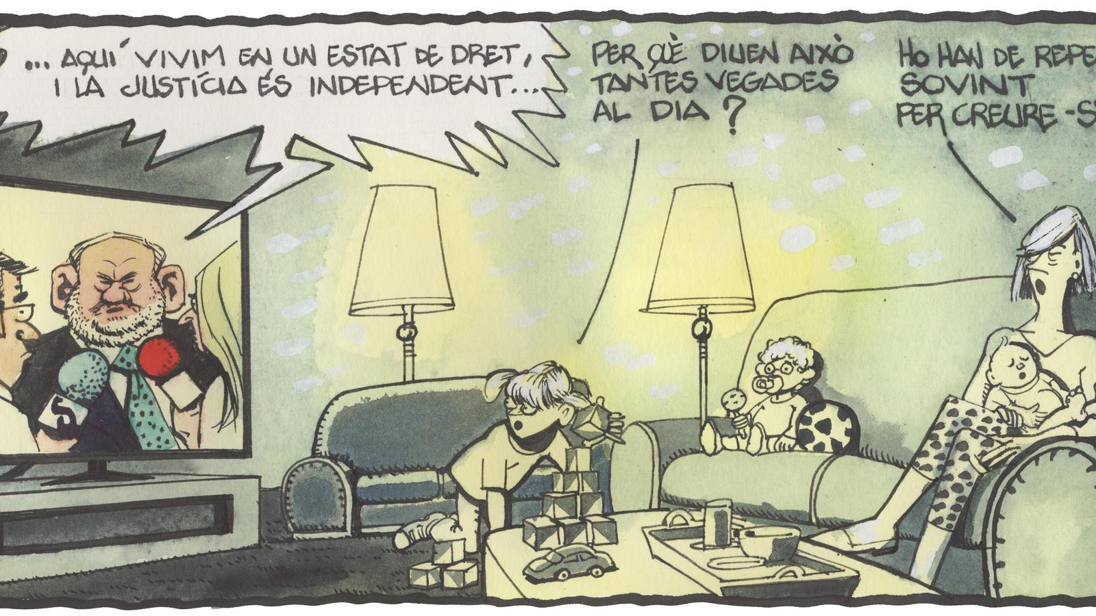 'A la contra', per Ferreres (27/09/2019)