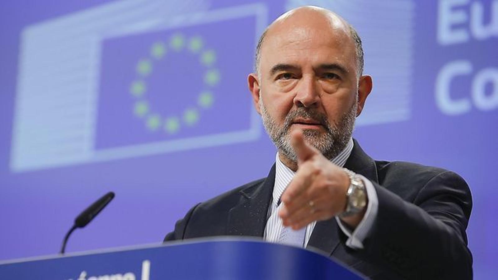 Brussel·les avisa Espanya que no es relaxi: el deute i l'atur són massa elevats i cal repensar les pensions