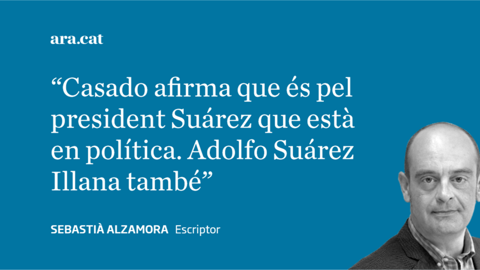 Suárez Illana i altres misèries