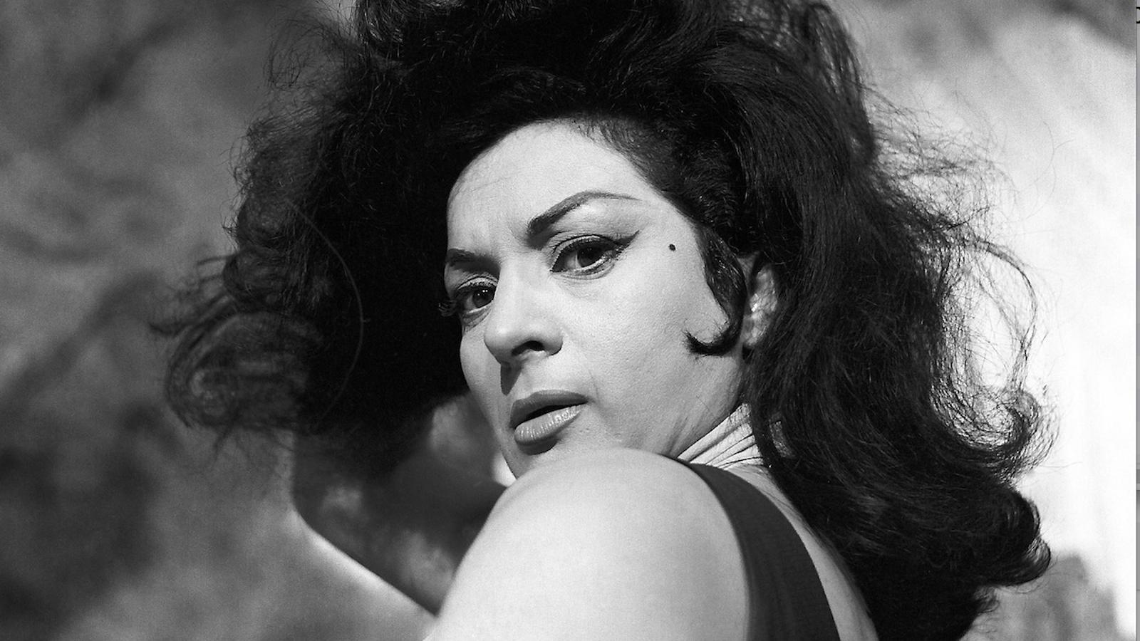 Lola Flores en una imatge d'arxiu