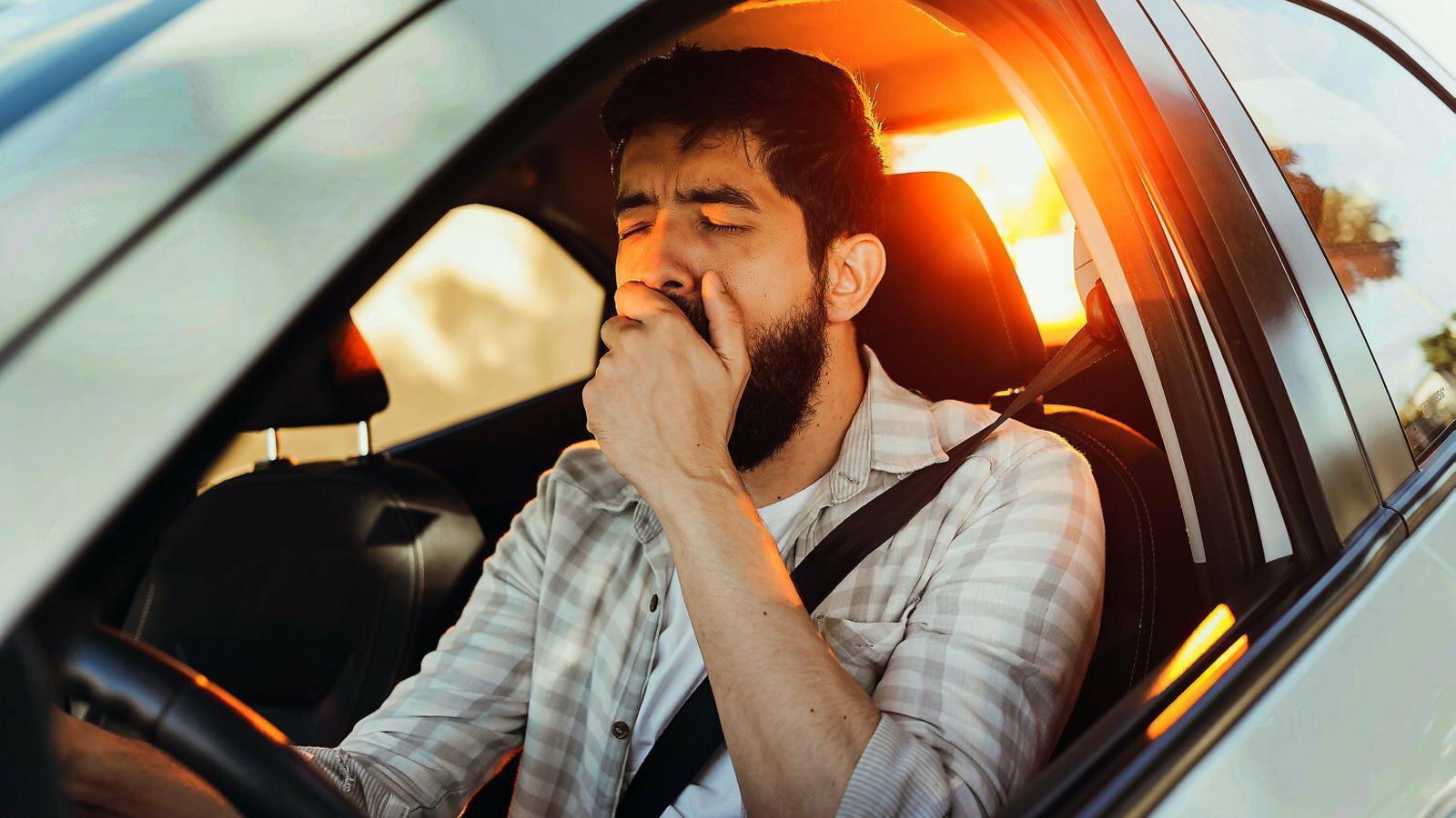 Podem saber si estem massa endormiscats per conduir?