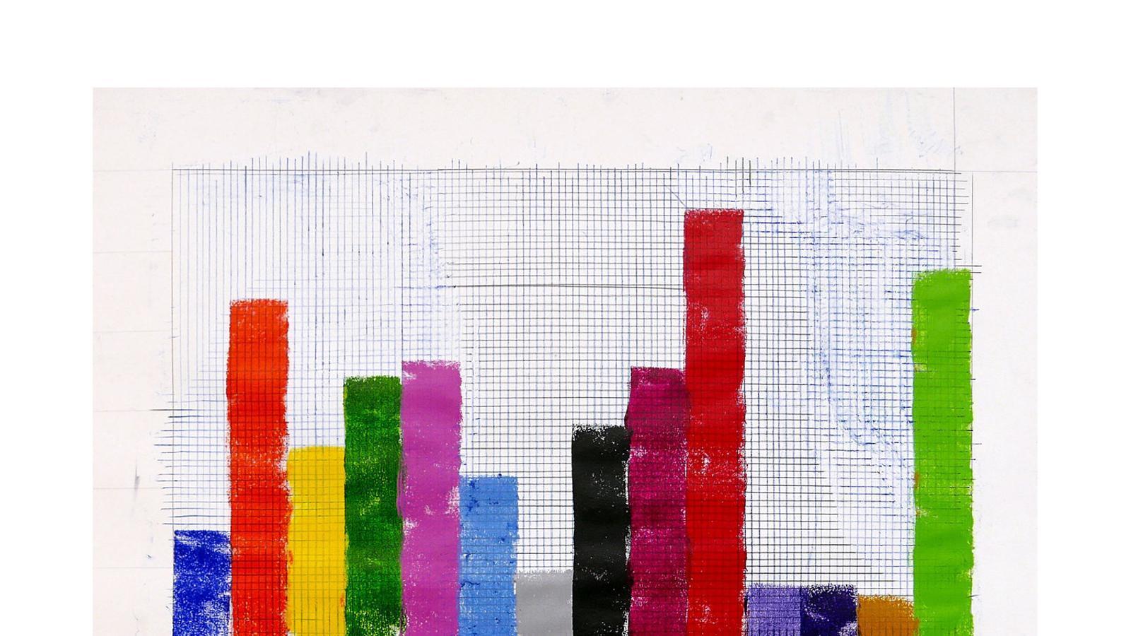 Retrat infogràfic fet amb la mitjana de les respostes dels deu entrevistats al llarg de les últimes deu setmanes.