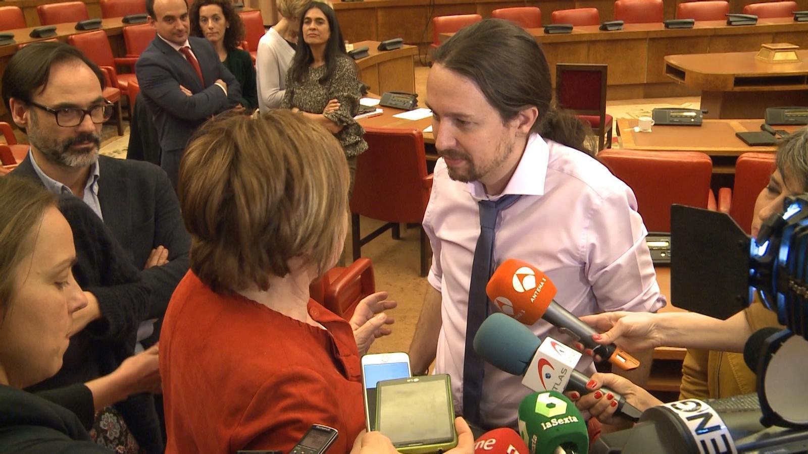 """Nova esbroncada de Villalobos a Iglesias: """"El reglament no està perquè tu et llueixis"""""""
