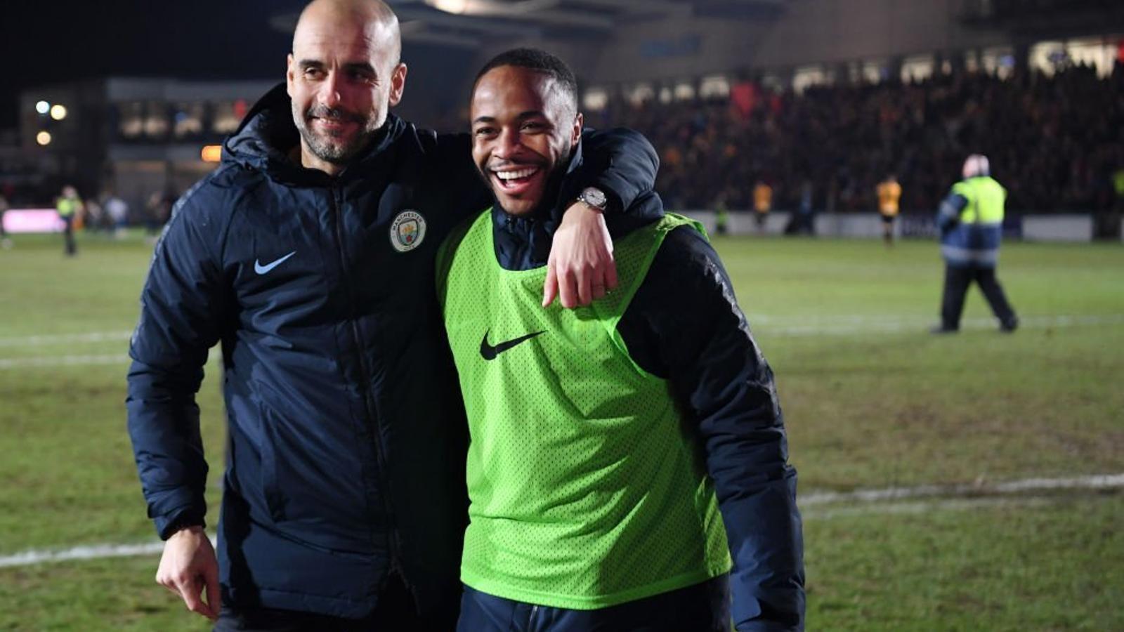 El Manchester City acaba amb el somni del modest Newport County a la COpa