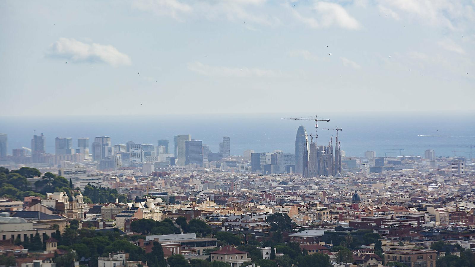 Amb quines idees s'ha construït Barcelona?