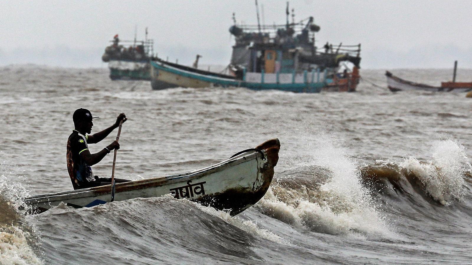 Tempesta a Bombai