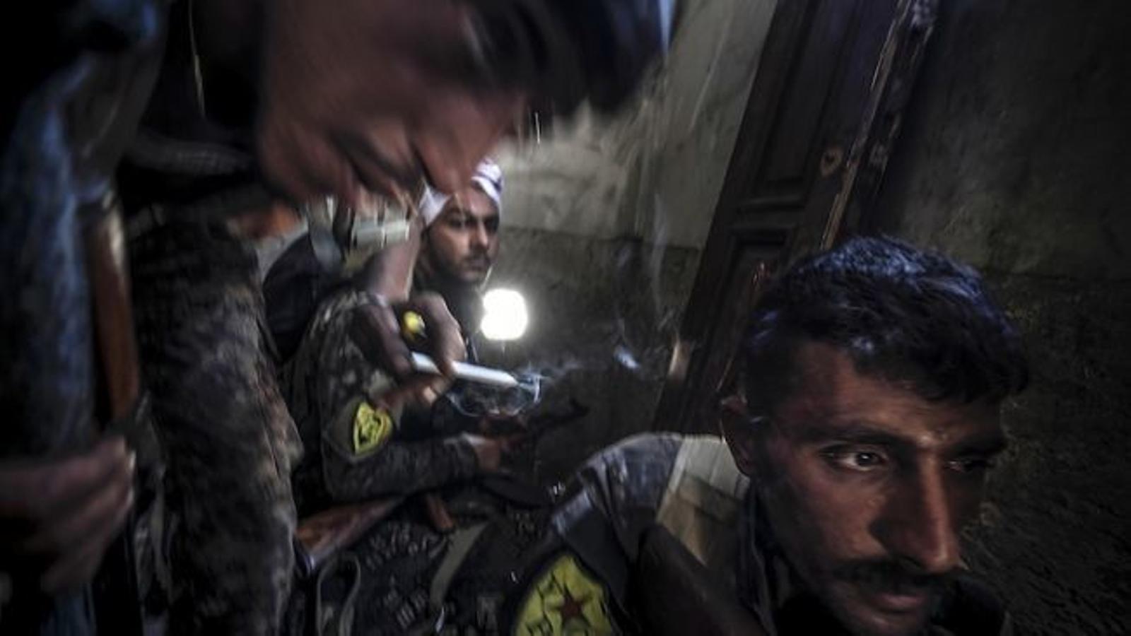 Raqqa, alliberada del jihadisme
