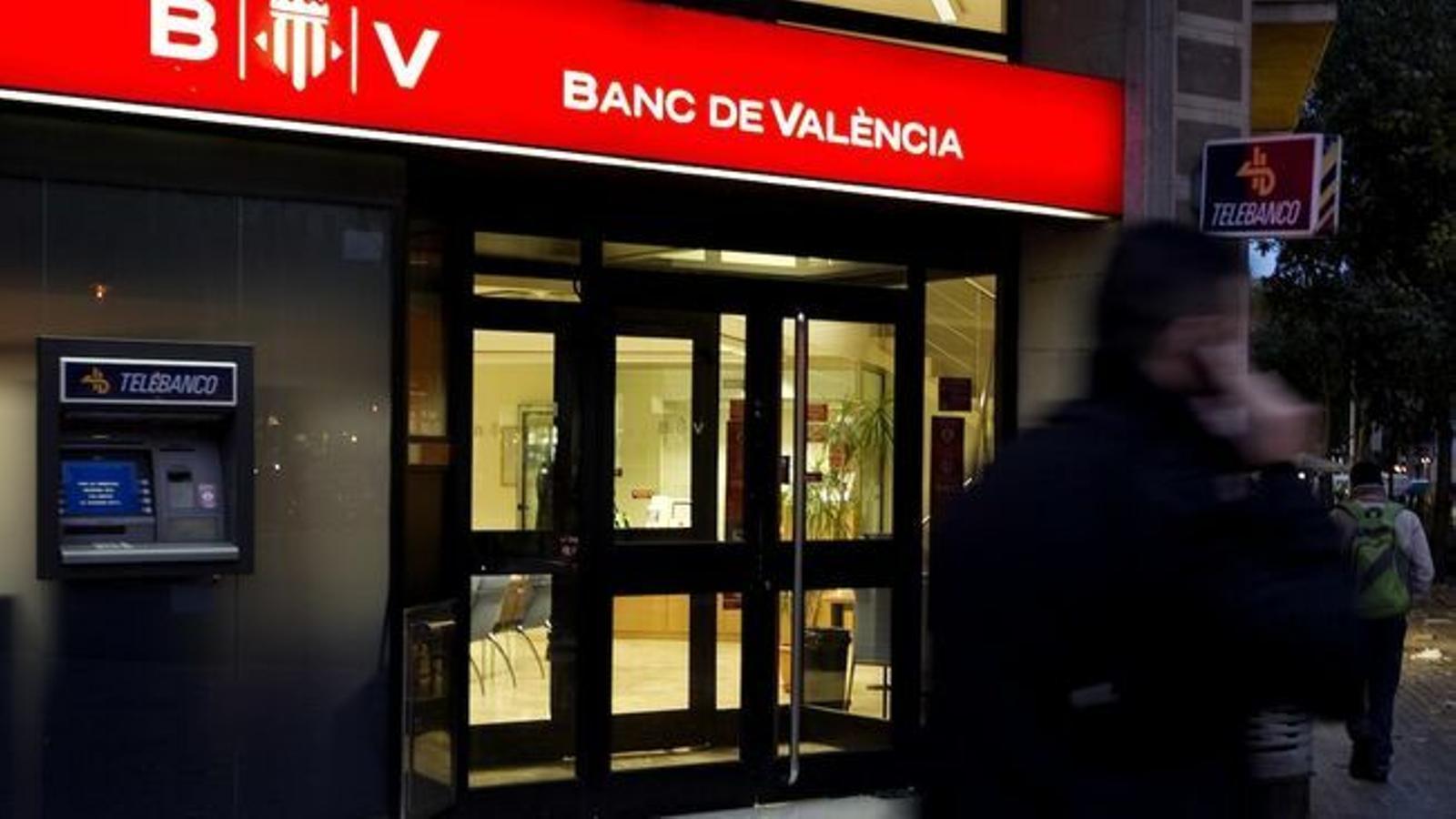 L'excúpula del Banc de València, condemnada a fins a quatre anys de presó