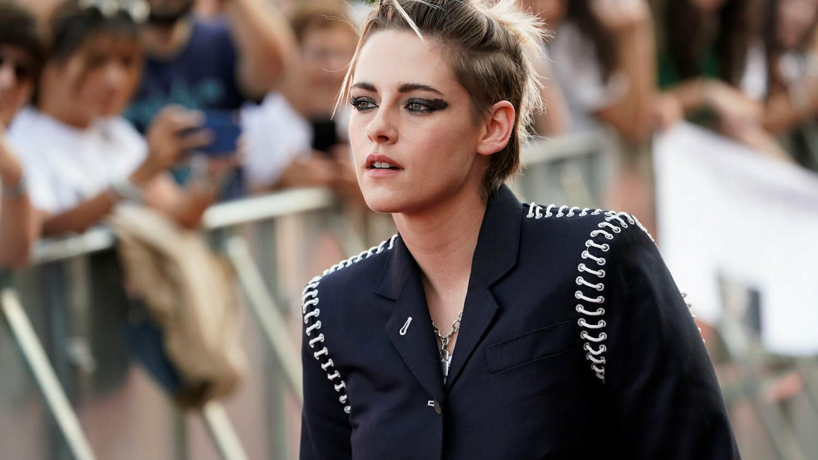 """Kristen Stewart a Sant Sebastià: """"No estic obligada a donar al públic el que vol"""""""