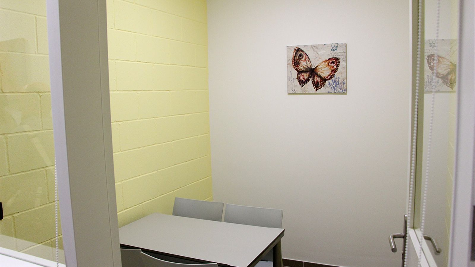 Separació total entre dones i homes al centre penitenciari