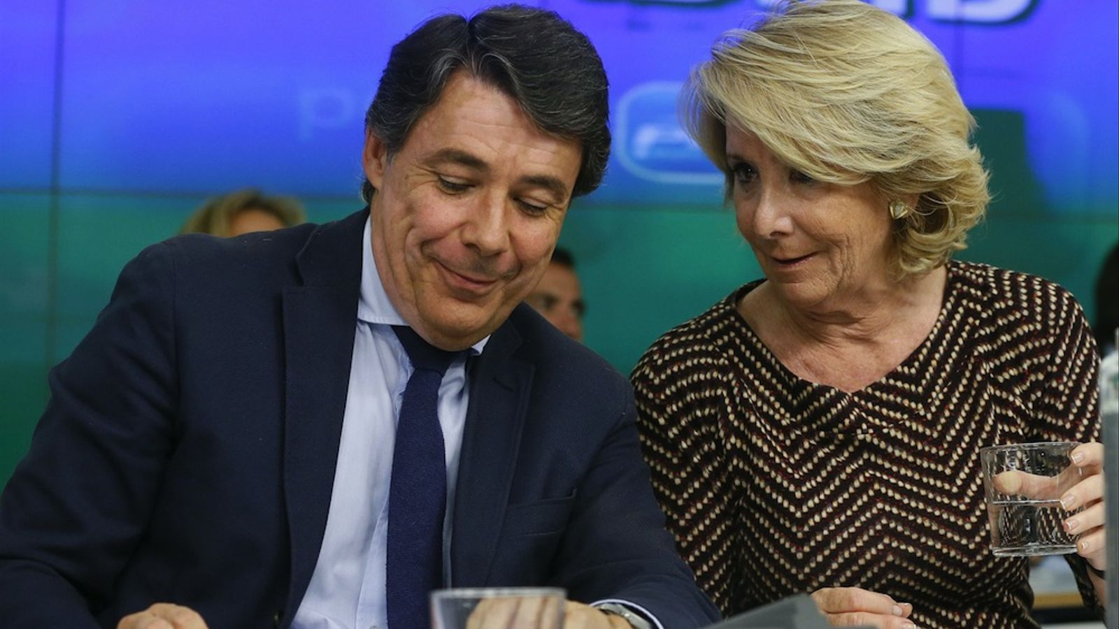El PSOE demana que se citi a declarar Esperanza Aguirre pel cas GolfCanal