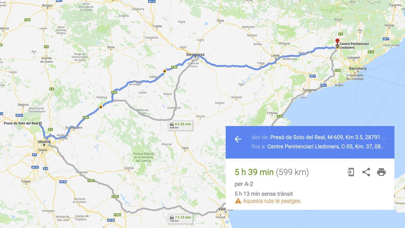 L'anàlisi d'Antoni Bassas: 'Tres dies per fer 600 quilòmetres, el viatge de la vergonya'