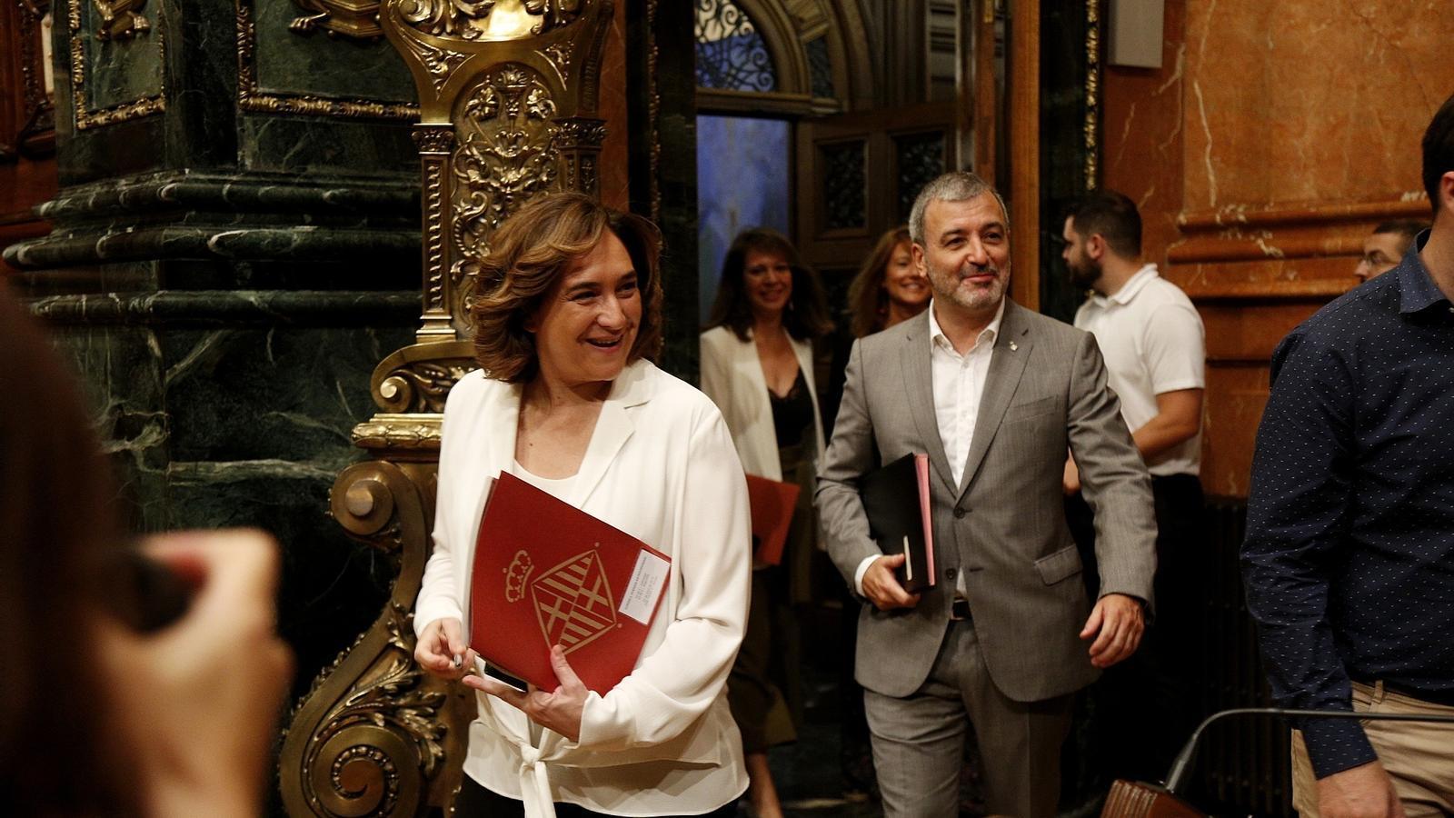 Aragonès proposa una rebaixa del 30% de les taxes universitàries per atreure els comuns als comptes