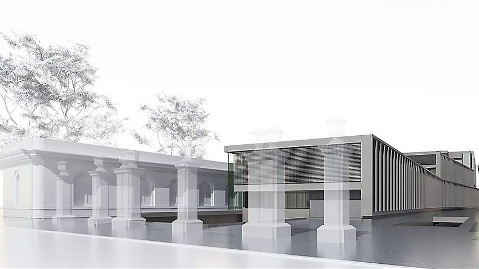 La Biblioteca de Barcelona, un projecte enterrat?