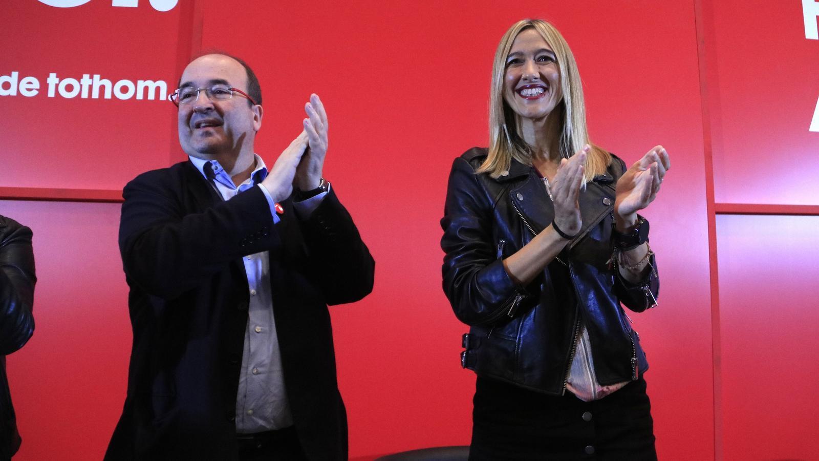 Núria Parlon tornarà a formar part de la direcció del PSC