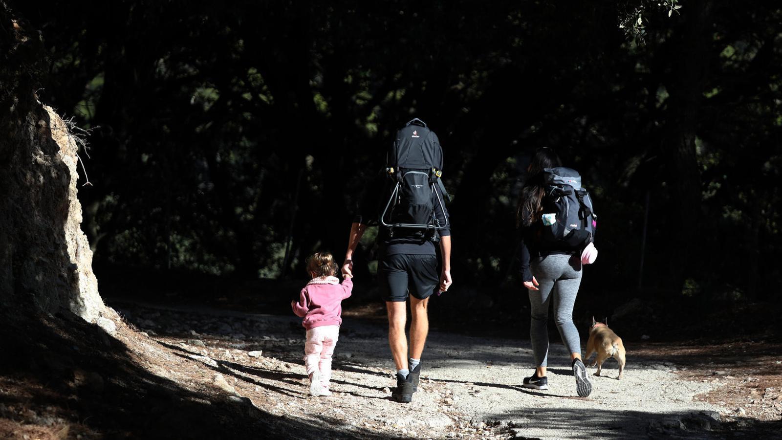 Excursionistes de diumenge, la gran aventura