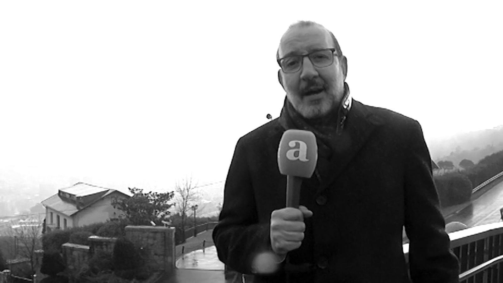 """Editorial d'Antoni Bassas: """"Muriel Casals, el perfum de la intel·ligència i la humanitat"""""""