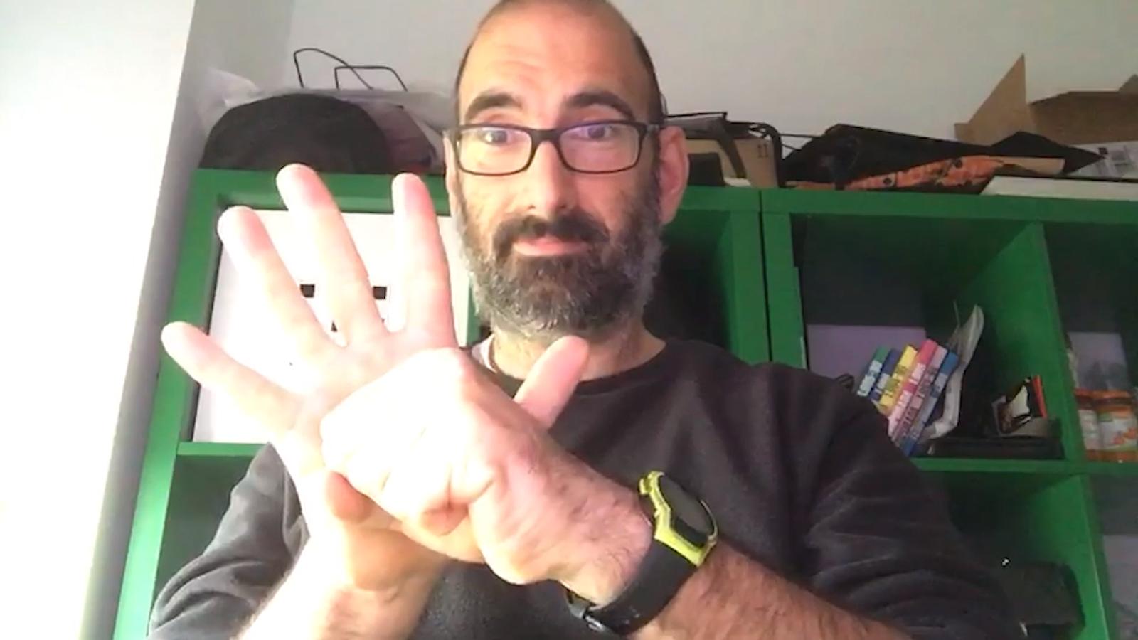 El Coronavirus en llengua de signes