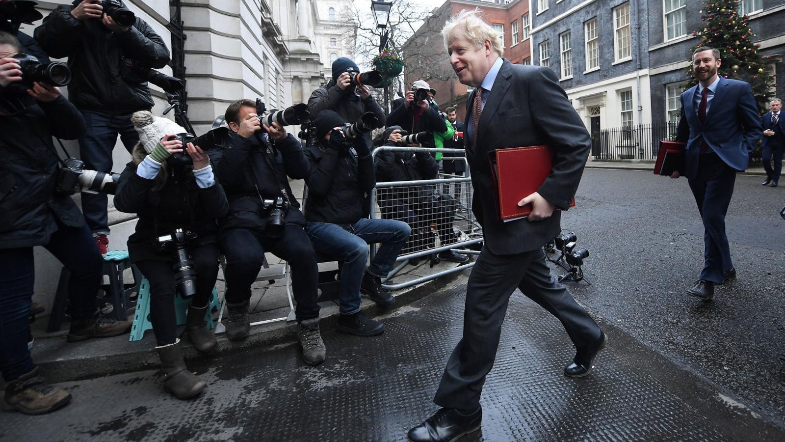 Brexit, el ser o no ser de Boris Johnson