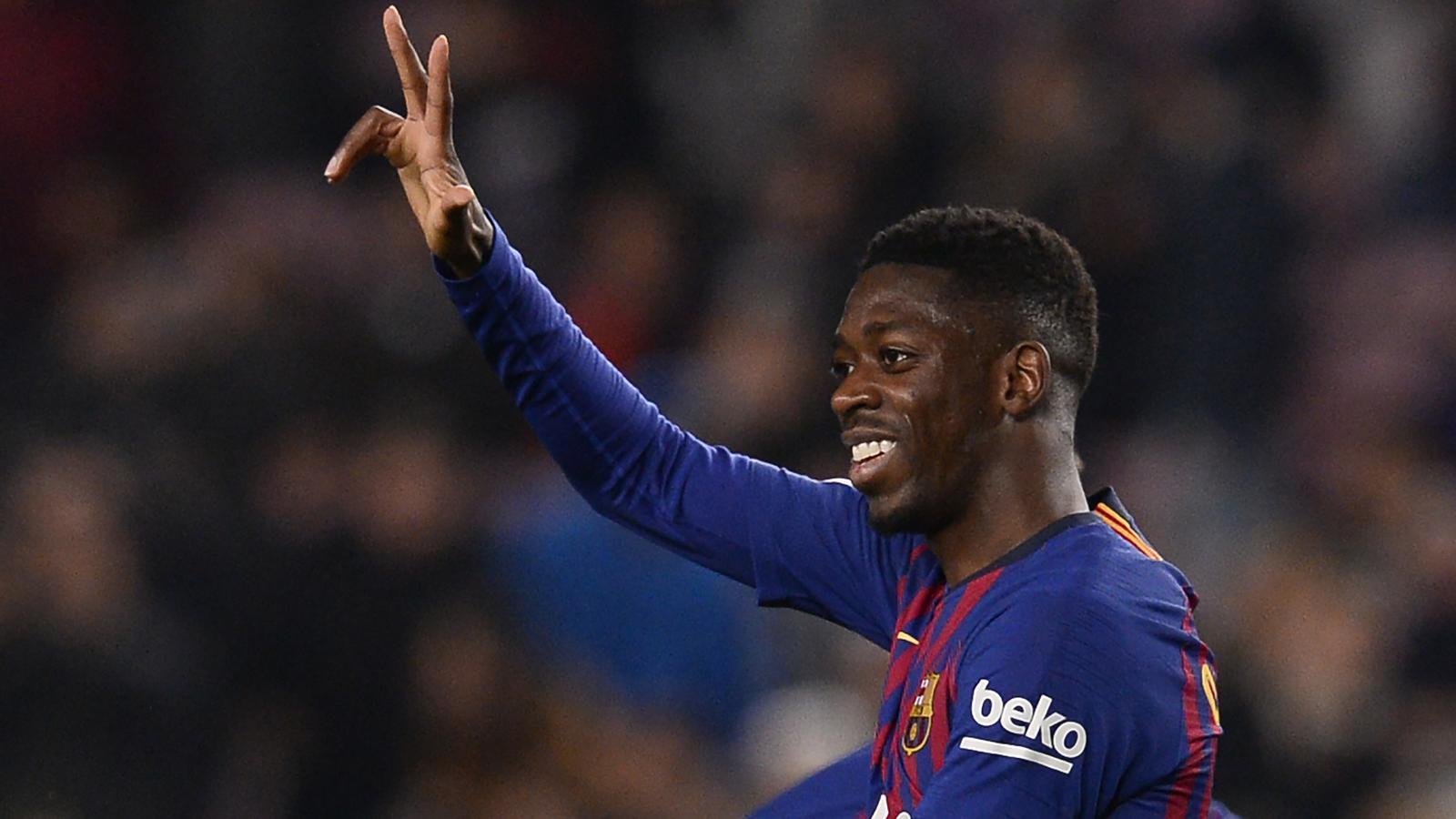 Dembélé lidera la seva primera remuntada al Camp Nou (3-0)