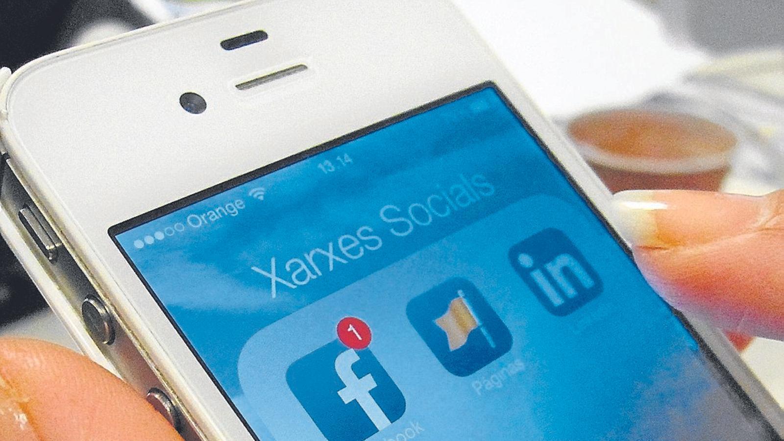 Límits en xarxes socials, també legals