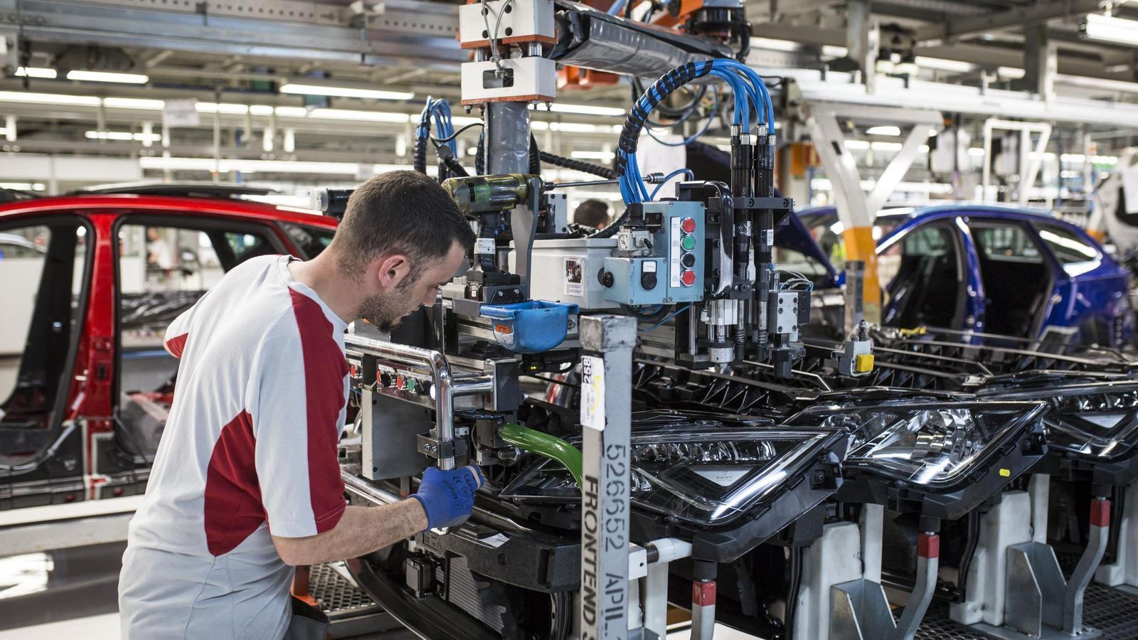 Seat contractarà 250 nous treballadors a Martorell