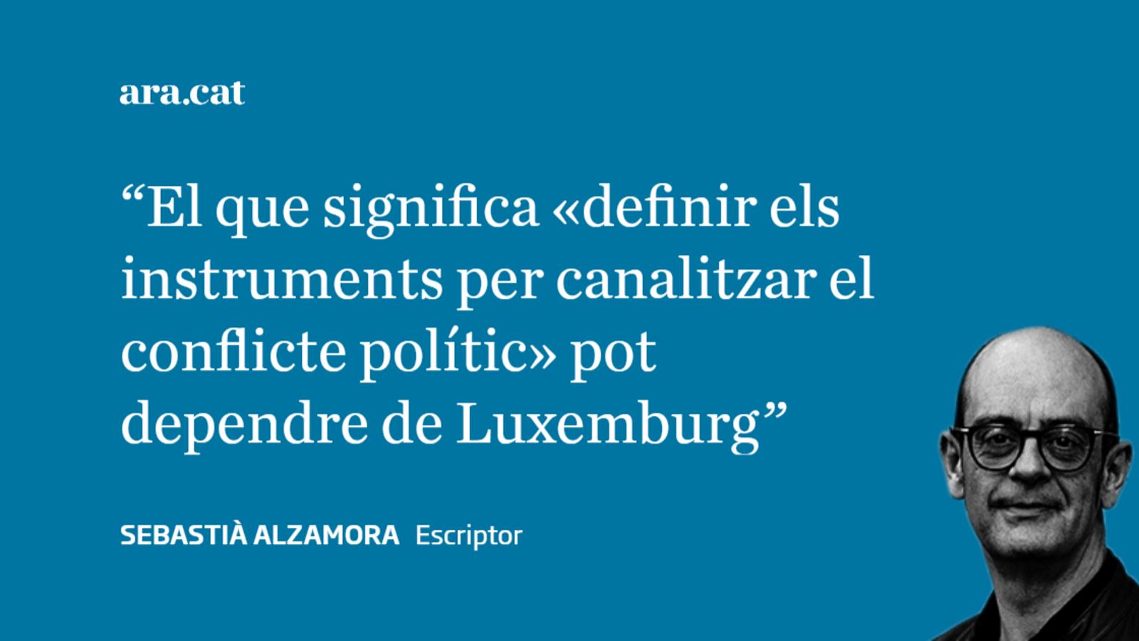 Tot esperant Luxemburg