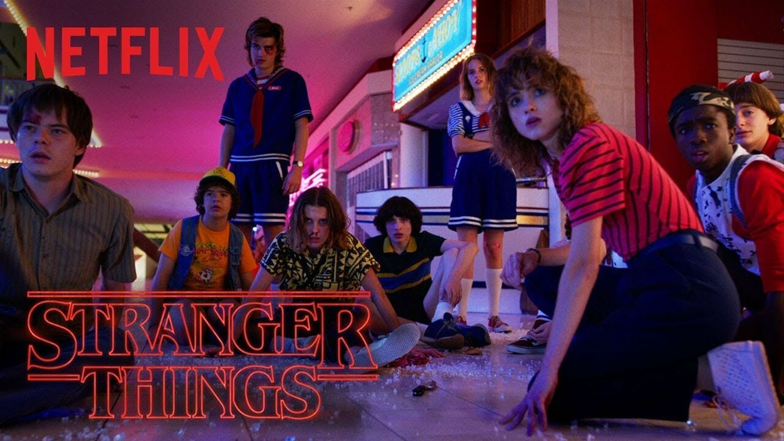 El tràiler de la temporada 3 d''Stranger Things'