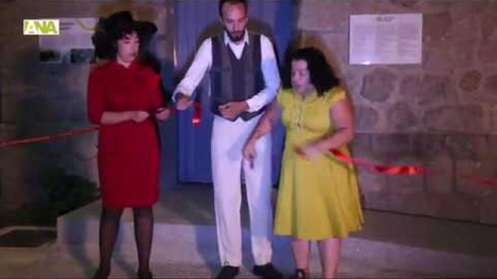 Primera visita nocturna teatralitzada al camí hidroelèctric d'Engolasters