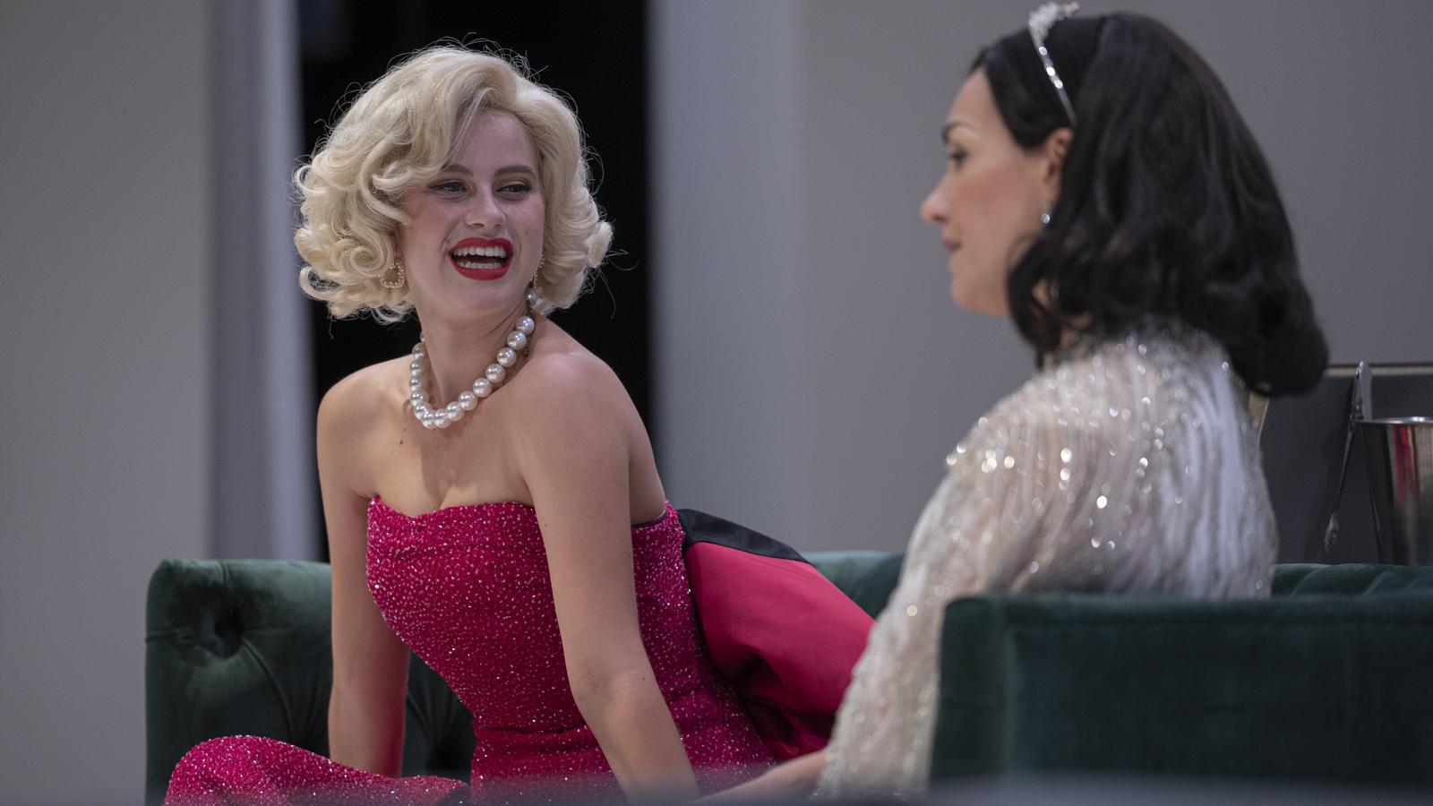 Marylin Monroe i Hedy Lamarr són Elisabet Casanovas i Laura Conejero