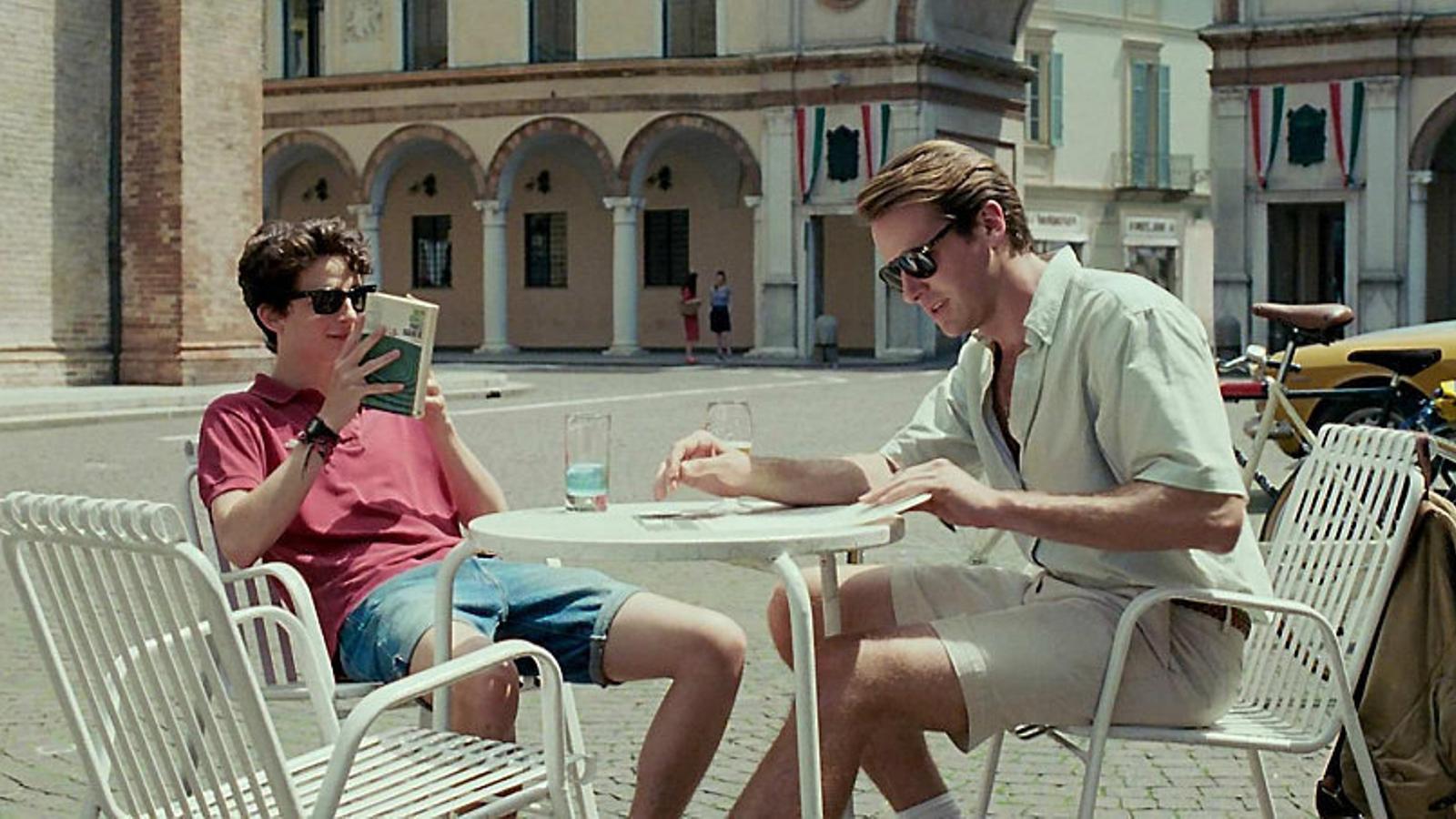 Les pel·lícules amb què vam estimar l'estiu