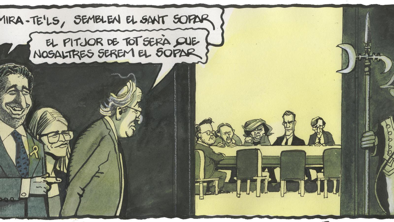 'A la contra', per Ferreres 26/02/2020