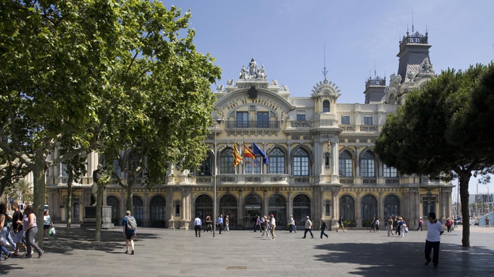 Barcelona estrenarà una fira de Nadal al costat del mar