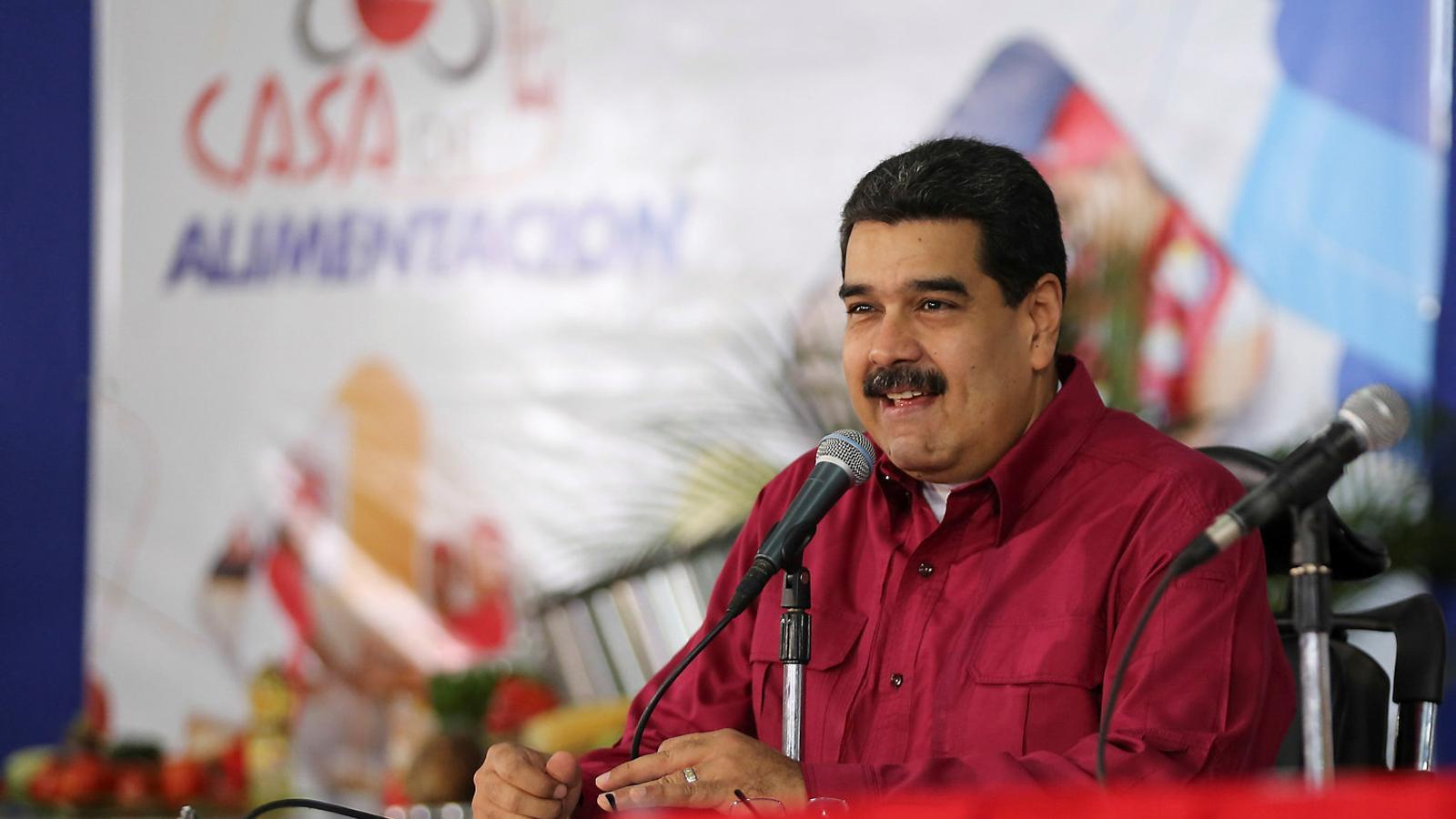 Rússia surt al rescat de Maduro ajudant-lo a pagar el deute