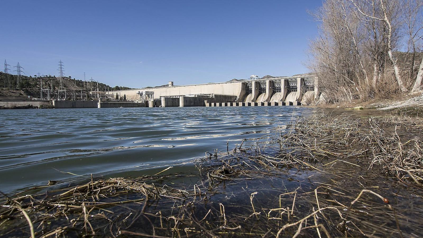 El Delta es prepara per fer arribar els sediments a l'Ebre per la via judicial