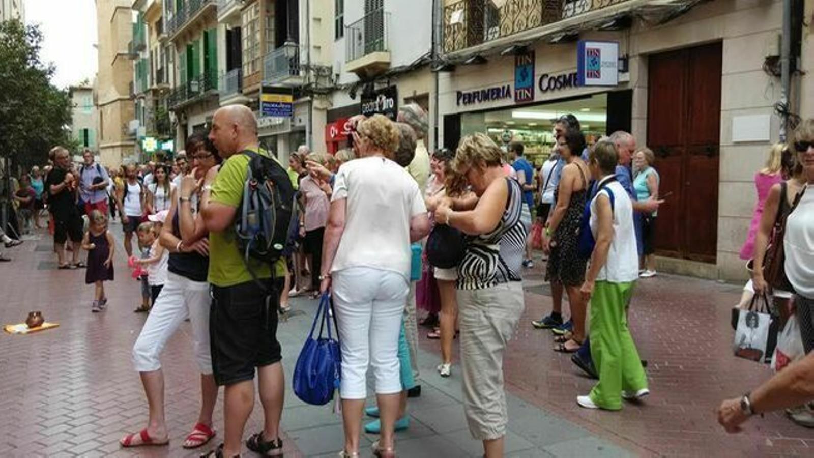 Turistes de l'Imserso