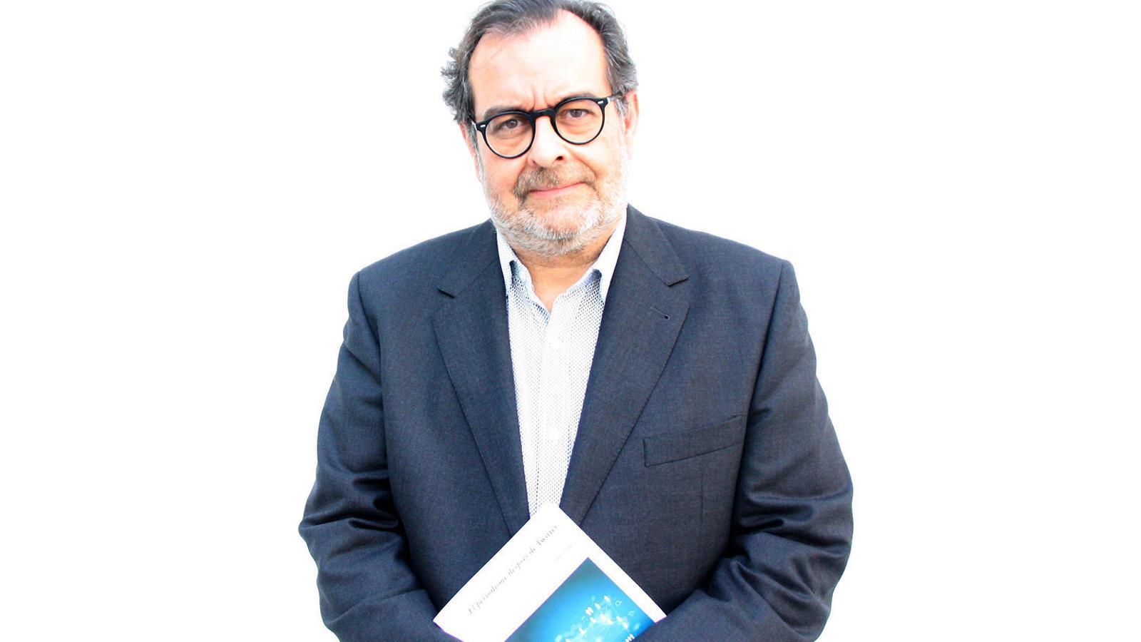 """Albert Sáez: """"Intuïm que en els pròxims anys haurem de redefinir el concepte de mitjà"""""""