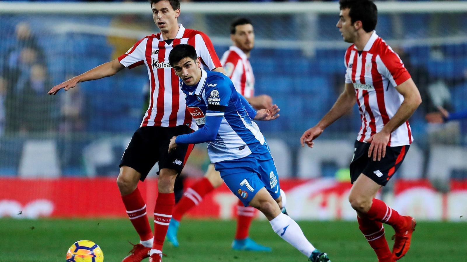 Amb l'imprescindible Moreno no n'hi ha prou per tombar l'Athletic