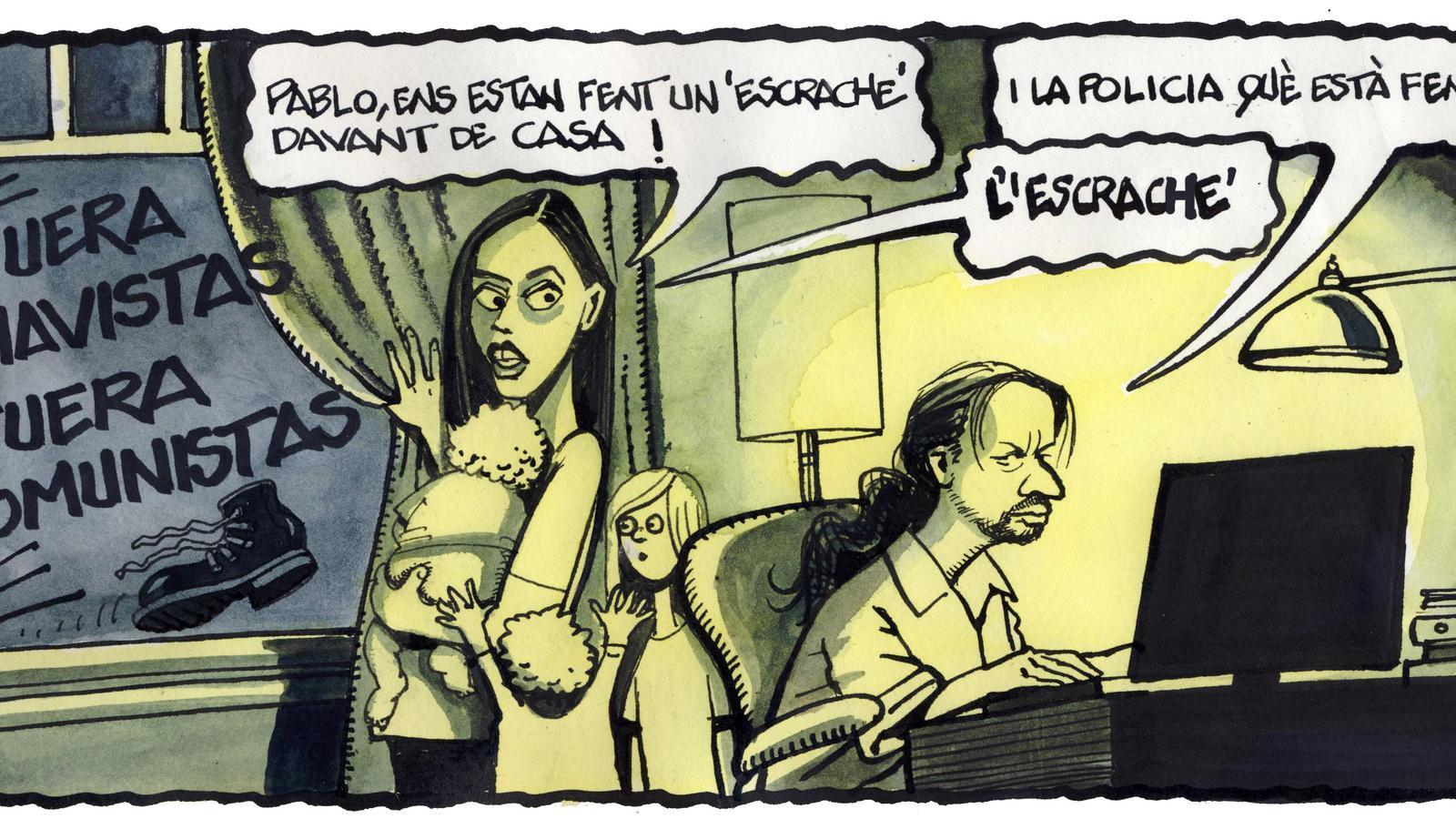'A la contra', per Ferreres 22/05/2020