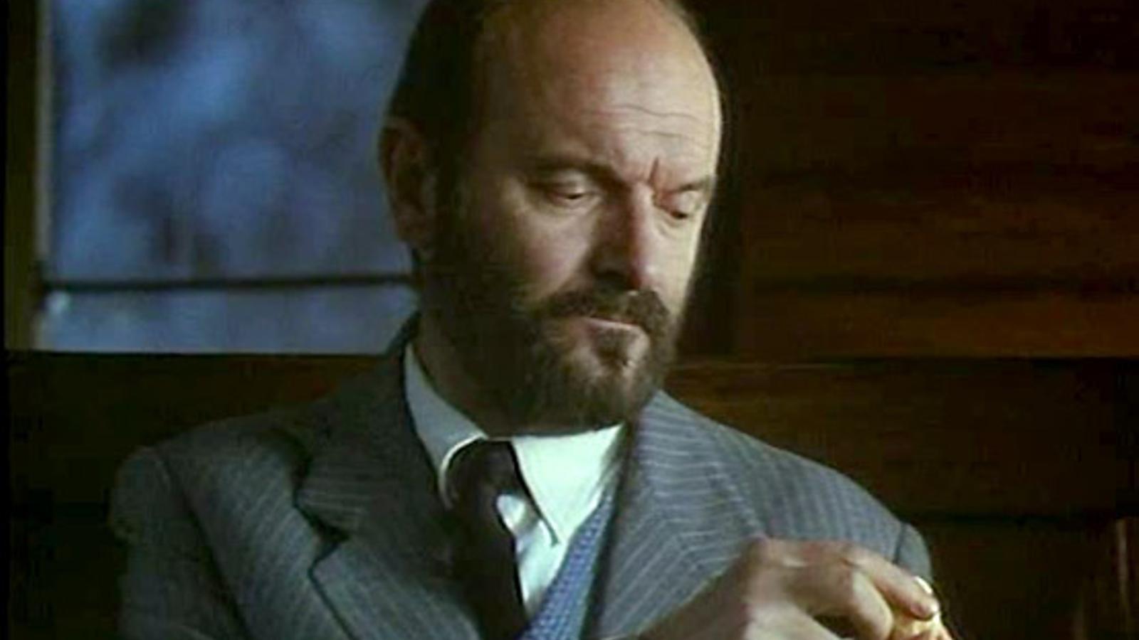 L'actor italià Omero Antonutti a la pel·lícula 'El sur'