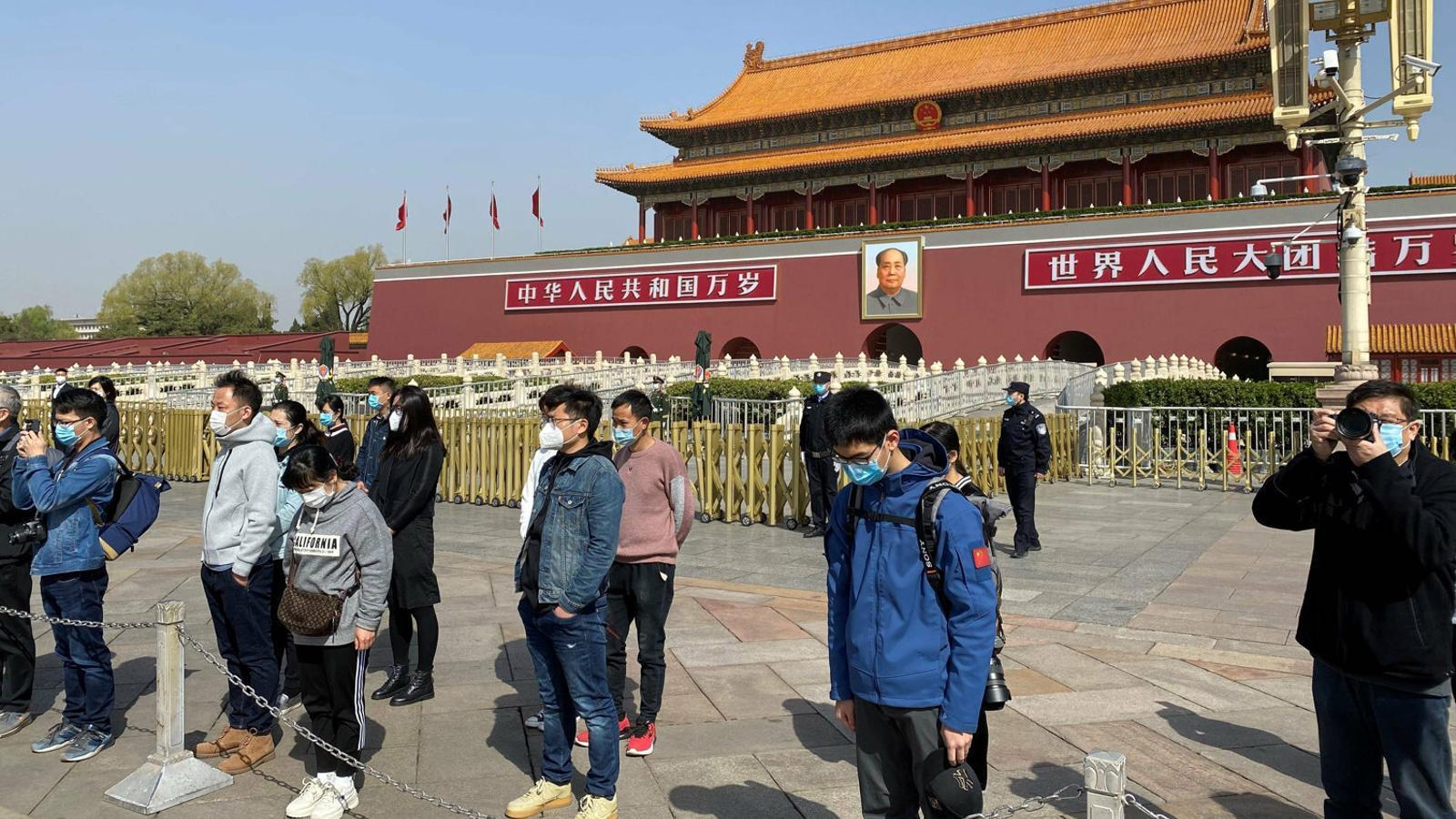 La Xina no pot plorar els seus morts
