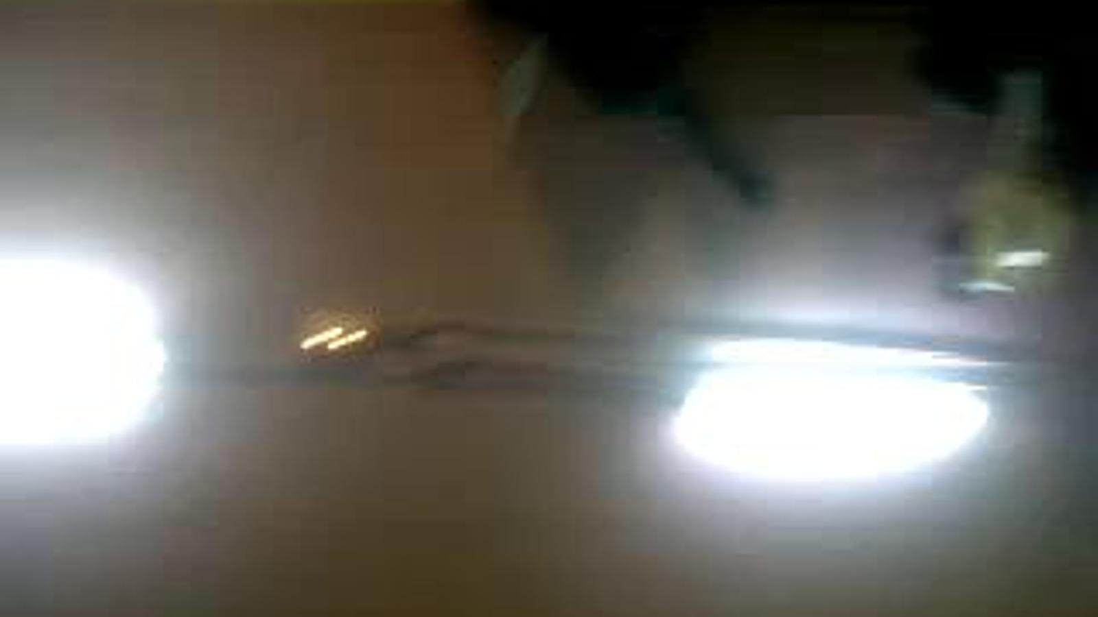 Cridòria després de la caiguda d'una barana a Heron City