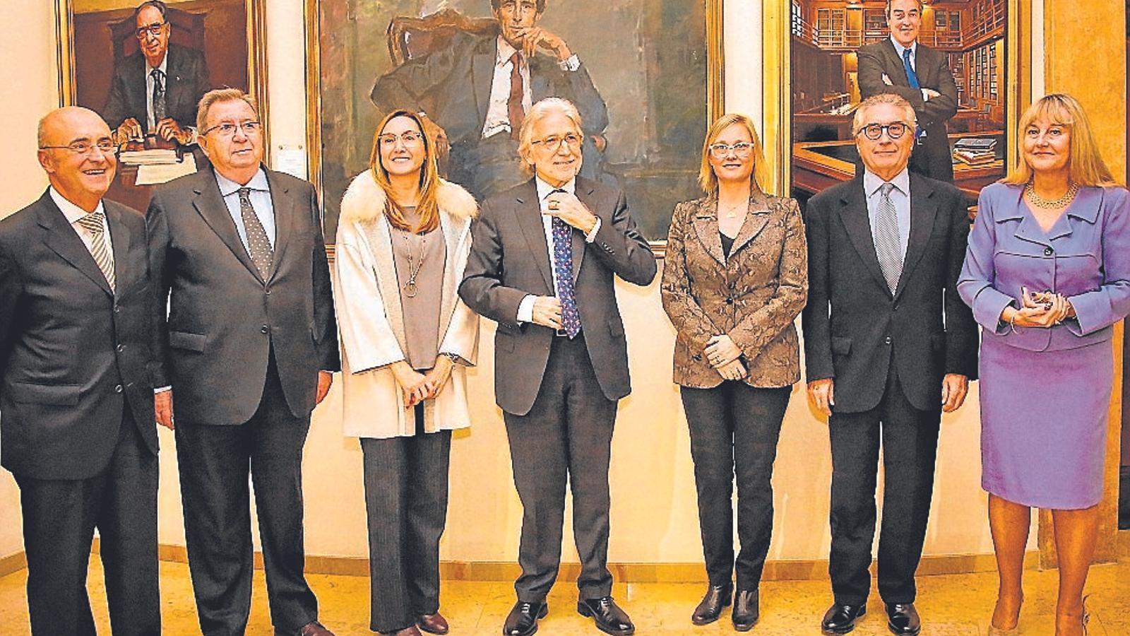 """Sánchez Llibre és escollit nou president de Foment i promet """"rejovenir i feminitzar"""" la patronal"""