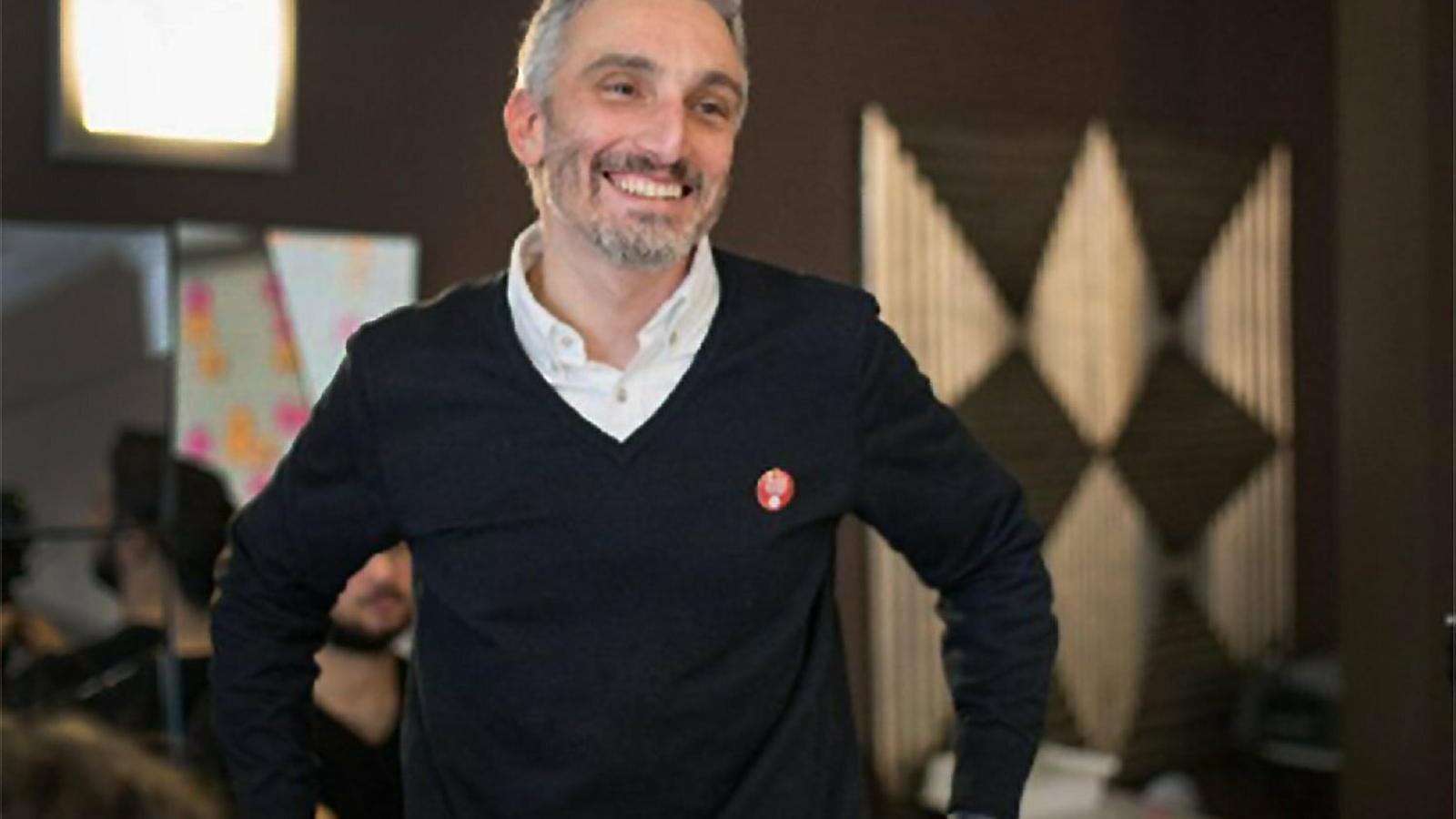 Yigit Aksakoglu, activista i acadèmic, va col·laborar amb el Cidob a Barcelona.