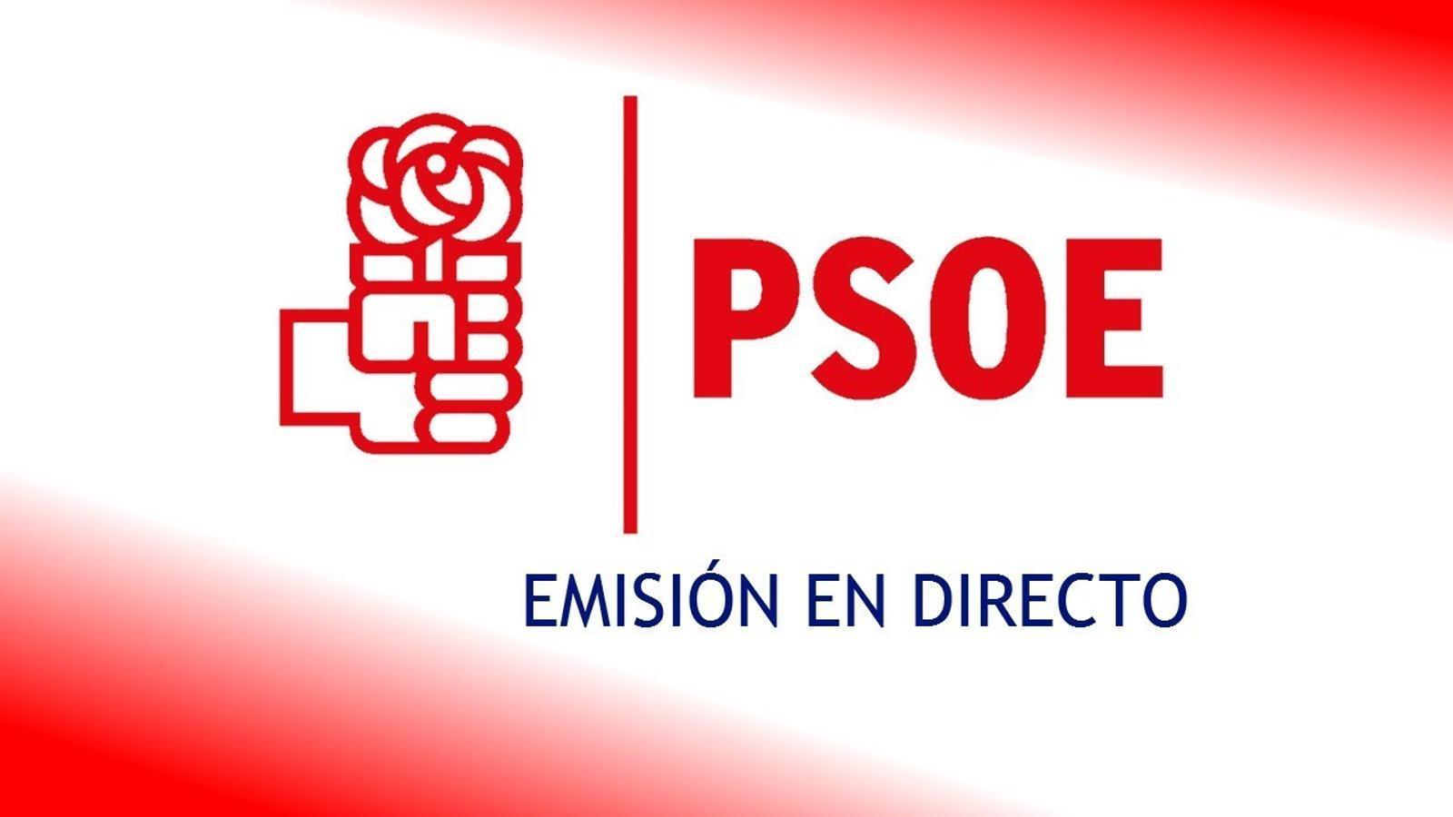 EN DIRECTE:  Pedro Sánchez tanca el 39è congrés del PSOE