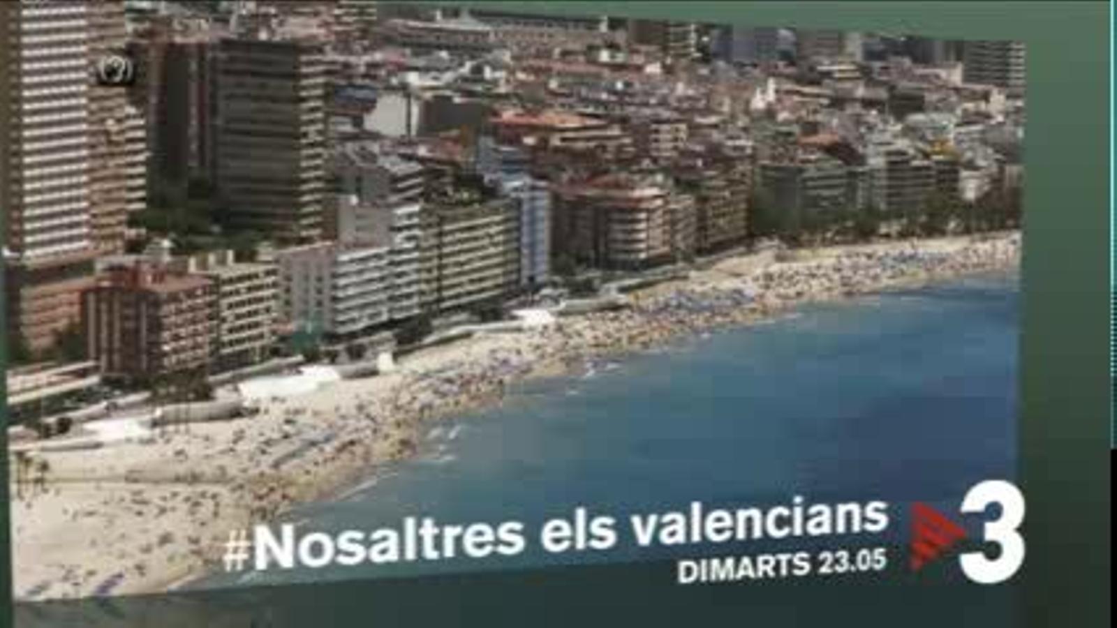 El documental '#Nosaltres els valencians', produït per Barret Films i dirigit per Andreu Signes