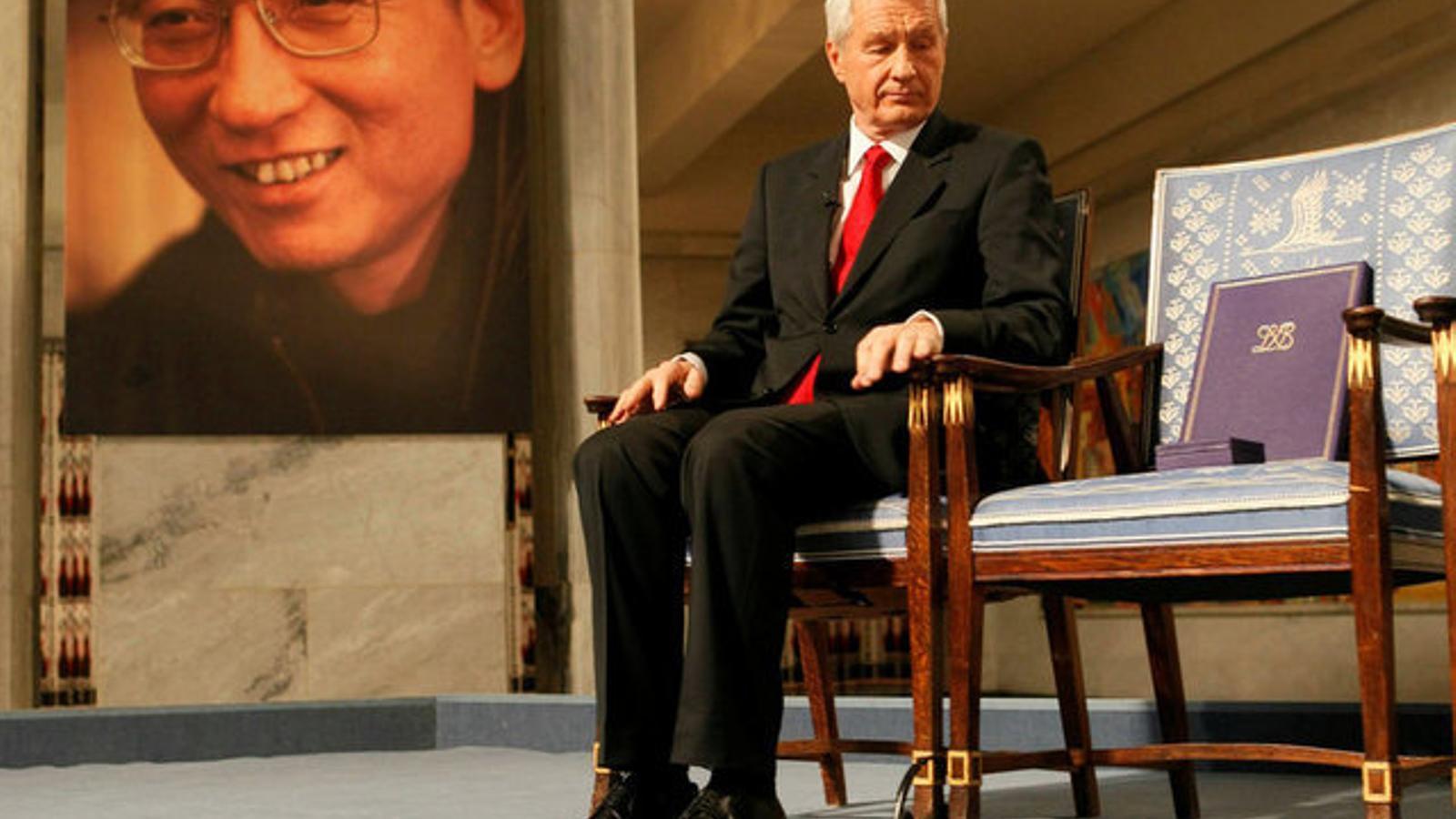 Llegeix el discurs d'acceptació del Nobel