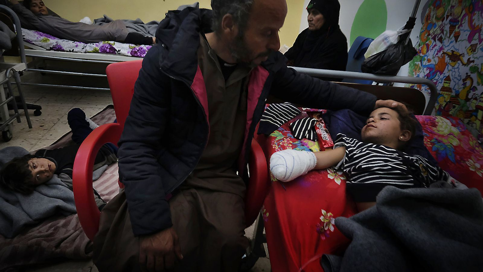 La nova guerra de Raqqa:  el malson de les bombes trampa