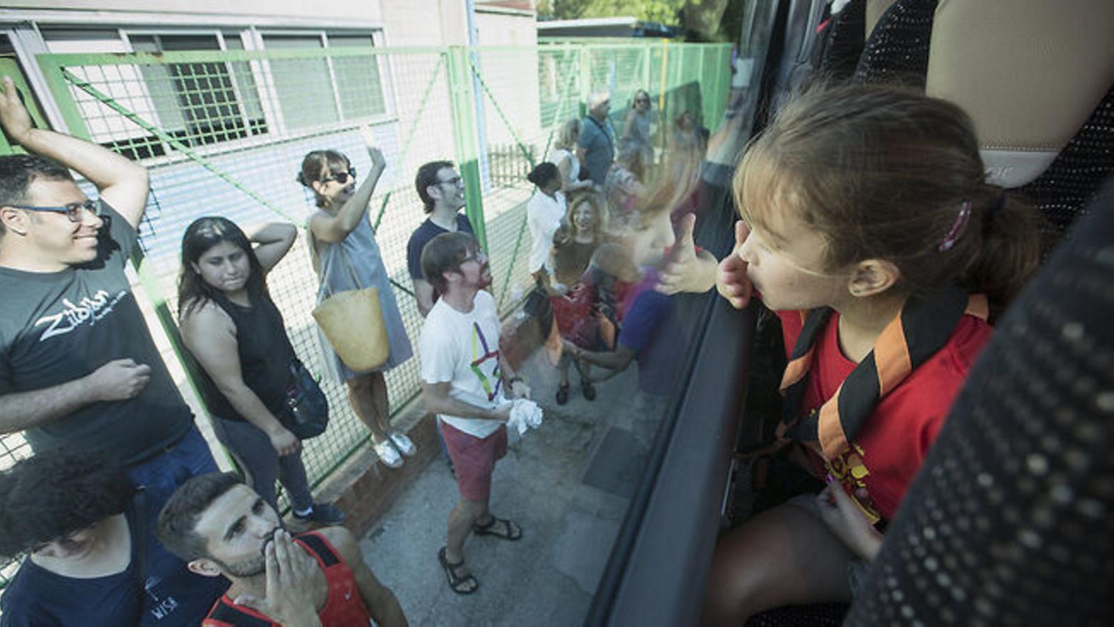 """El sector del lleure avisa que és """"antinatura"""" fer que els infants juguin guardant distàncies"""
